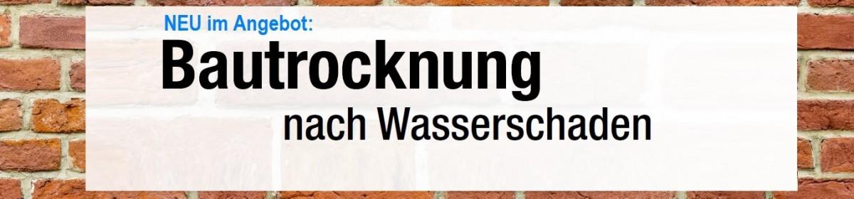 Bautrocknung in Wedendorfersee - Abdichtungstechnik-Weber: Wasserschaden, Kellersanierung, Schimmelsanierung, Horizontalsperren, Hydrophobierung