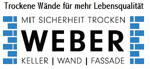 Abdichtungstechnik Weber Logo